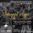 Unsigned Hype Showcase Assists In Giving Youth Opportunities