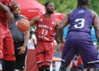 Hoops in The Sun Supplies Great Hoops at Orchard Beach