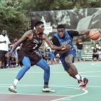 Goodman League Showcases Great Basketball Talent Inside The Gates of Washington D.C's Barry Farms Playground
