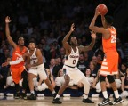 Syracuse vs. UConn: An Old Big East Rivalry Takes Place at the Garden As Part of the Jimmy V Classic