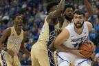 Manny Suarez: Big Man Gets A Second Chance At Division I Level With Creighton