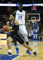 Up-and-Down Pirates Get Closer  in Rematch With Marquette, But Cannot Pull Off Win