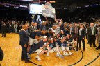 Villanova Repeats As Big East Champions Despite Threat From Providence