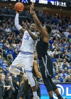 Angel Delgado: A Native of the Dominican Republic Dominates On The Boards For Seton Hall