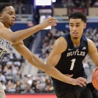 Jordan Tucker: A Sniper From White Plains Finds His Way at Butler