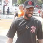This Is New York: Part 7: Kemba Walker Comes To Rucker Park To Support The Kevin Shaw Jr. Foundation Anti-Gun Violence  Event And Gives Back To The Community